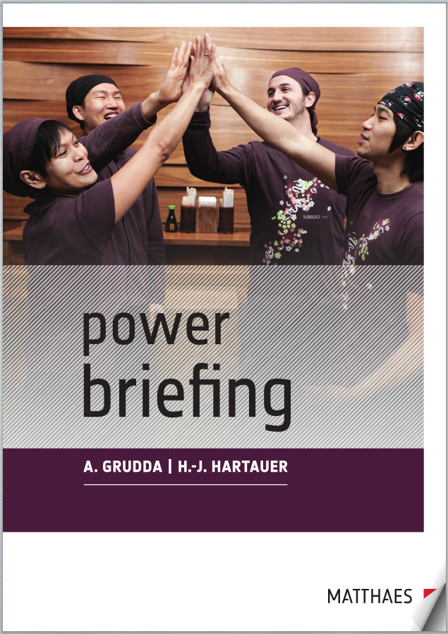 Titel power briefing